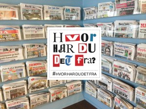Aviser og kampanjelogo